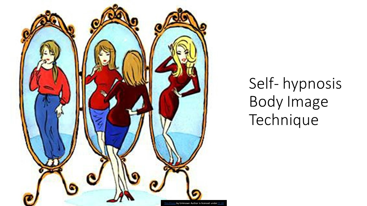 Self hypnosis weight loss body image technique
