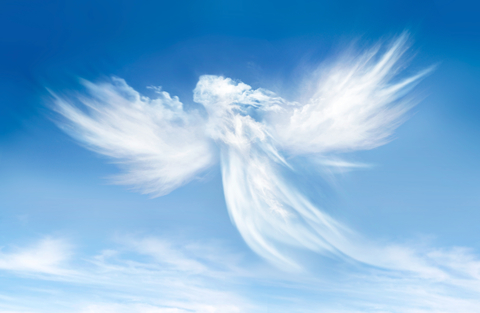 Positive thougths for today...The reason angels fly