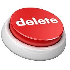 delete negative self talk